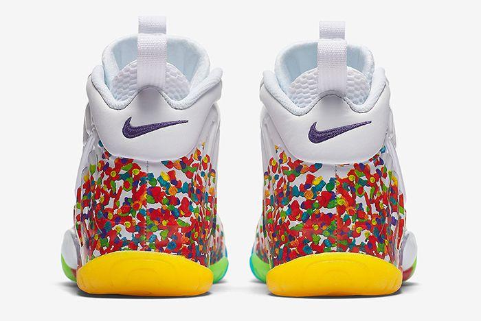 Nike Little Posite Pro Fruity Pebbles5