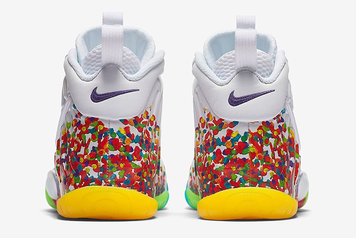 Nike Little Posite Pro Fruity Pebbles5