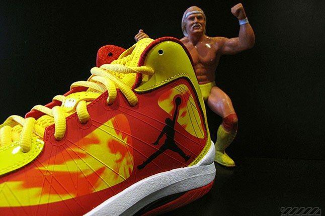 Nike Air Jordan Hulk Hogan 1