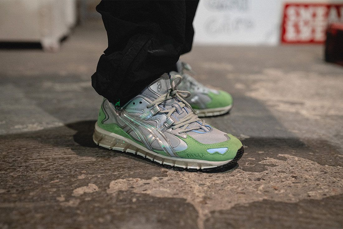 Sneakerness Milan Sneaker Freaker On Foot Shot2