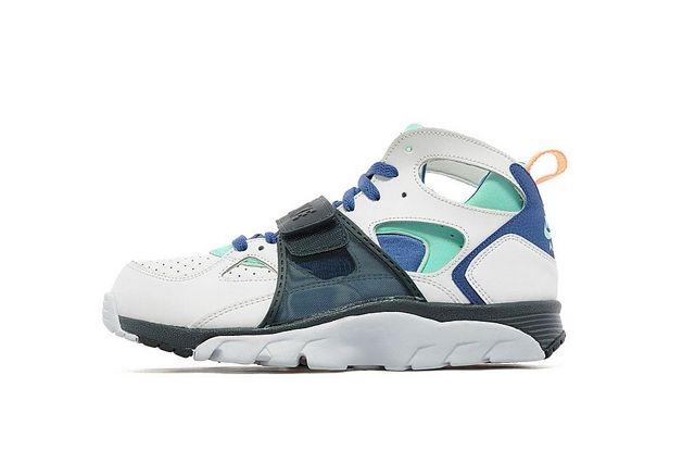 Nike Air Huarache Trainer Charcoal 1