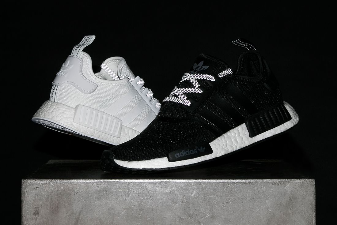 Adidas Nmd R1 Reflective Pack4