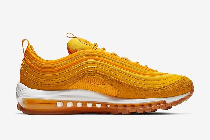 Nike Air Max 97 Womens Double Gold Medial