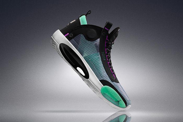 Air Jordan 34 Official Reveal Zion Williamson Release Date Blue