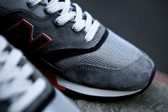 New Balance 997 Made Usa Dark Grey 16