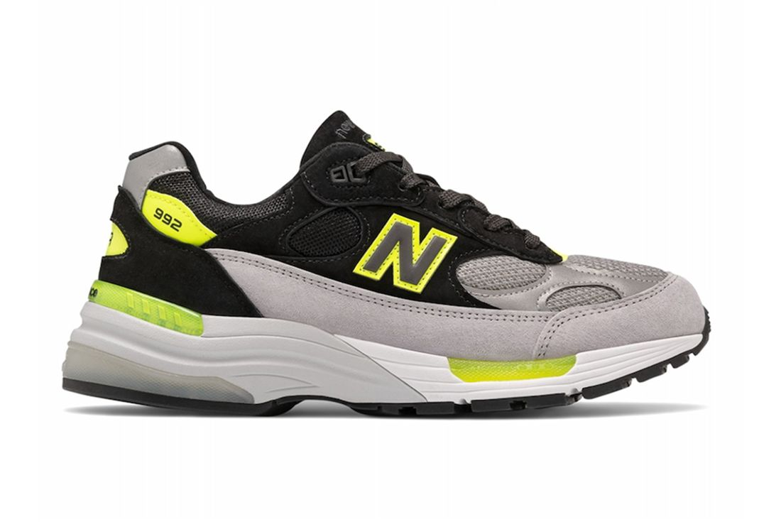 New Balance 992 Right