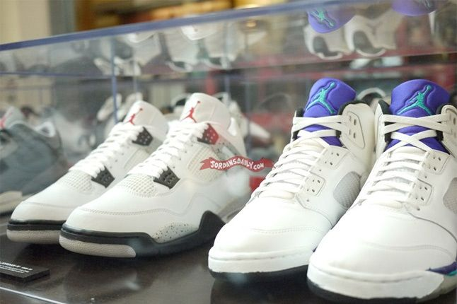 Air Jordan Iv V Michael Jordan Building 2 1