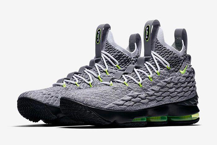 Nike Le Bron 15 Air Max 95 4
