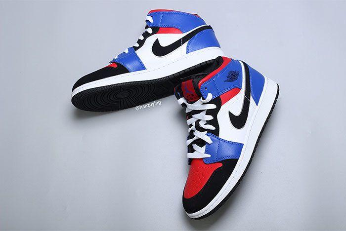 Air Jordan 1 Mid 5