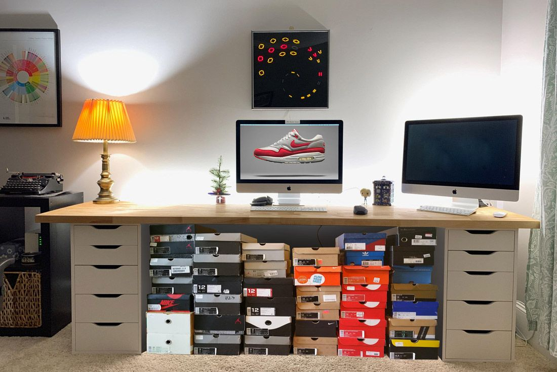 Sneakers To Rock When Youre Working From Home