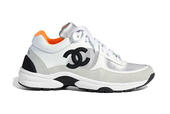 Chanels New Footwear Bangs 2