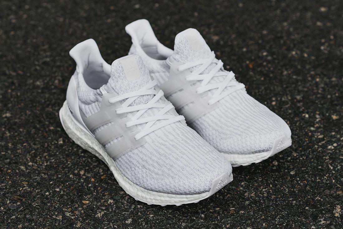 Ultra Boost 3 0 Triple White 2