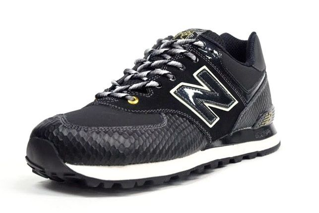 Nb Year Of The Snake Black Angle 1