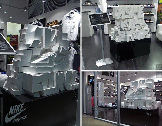 Nike X Sicksystems X Af1 X Sculpture 1