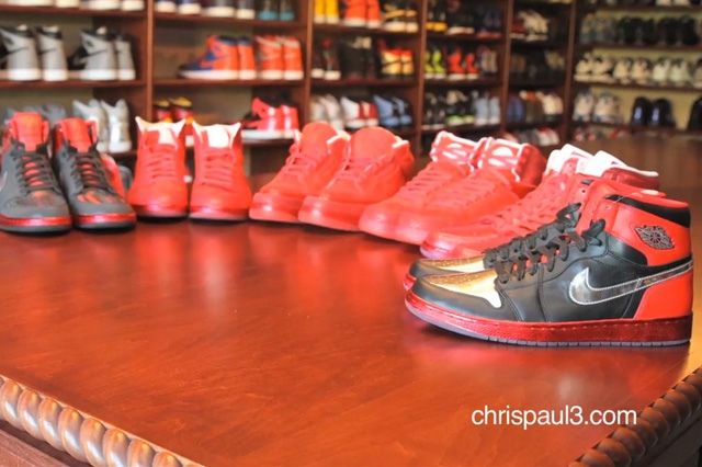 Chris Paul Air Jordan Vault Tour 3