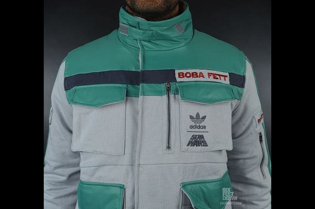Star Wars Adidas Boba Fett 4 1