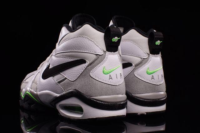 Nike Air Diamond Fury 96 White Voltage Green 1