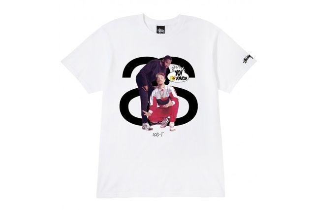 Stussy Mtv Raps T Shirt 3
