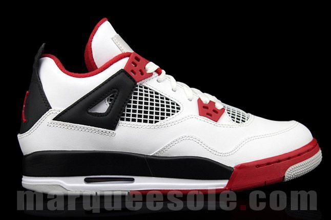 Air Jordan 4 Varsity Red Gs 01 1