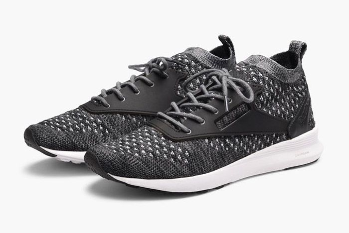 Reebok Zoku Runner Ultraknit Black Grey