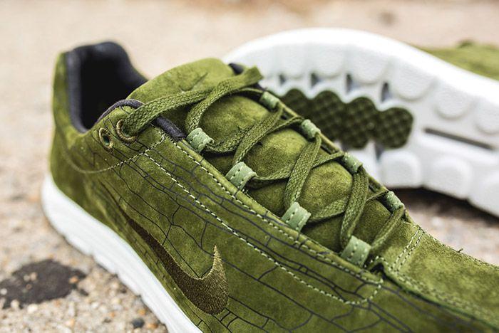 Nike Mayfly Leather Prm Legion Green 5
