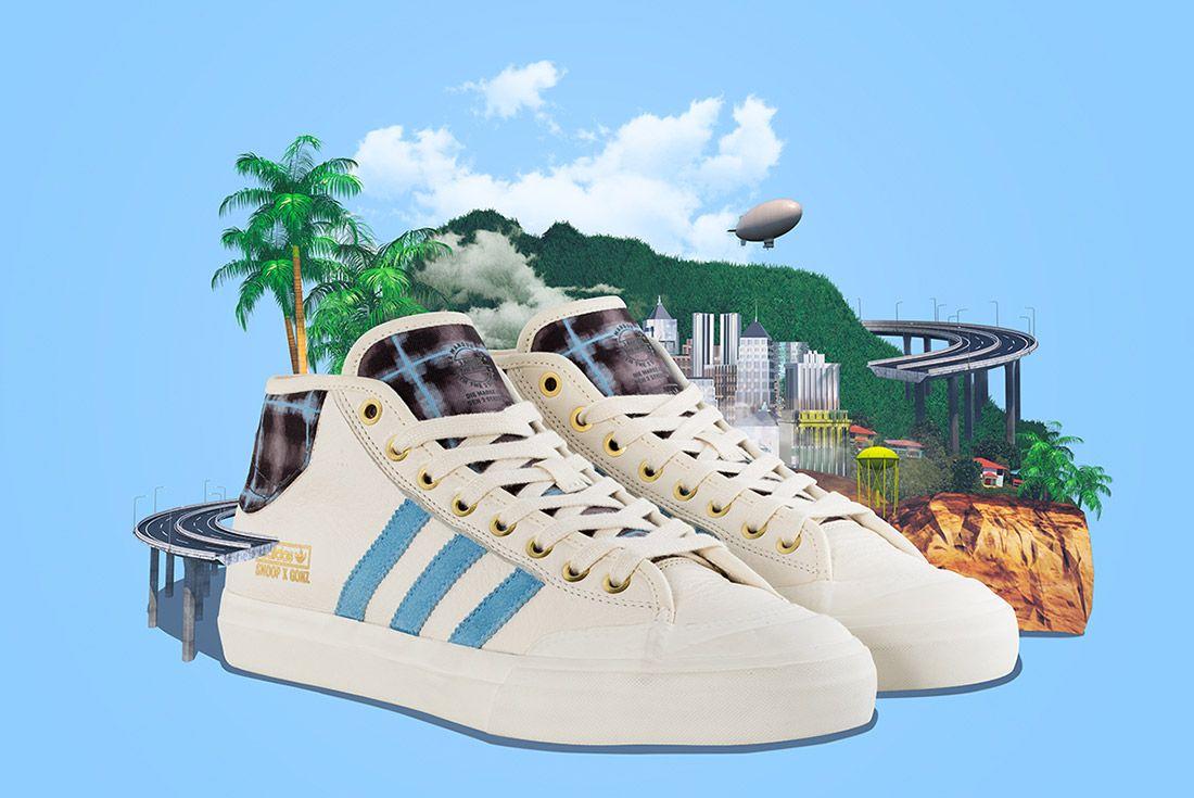 Adidas La City Stories Snoop Dogg Gonz Matchourt Mid 1