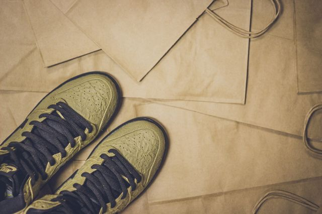 Nike Sb Dunk High Prem Brown Paper Bag7