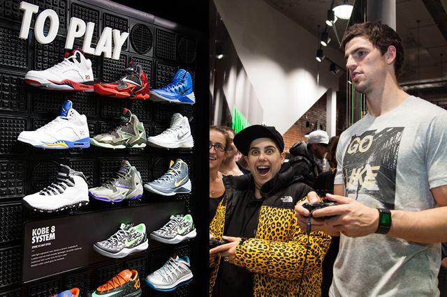 Nike Store 267 Chapel Street 38