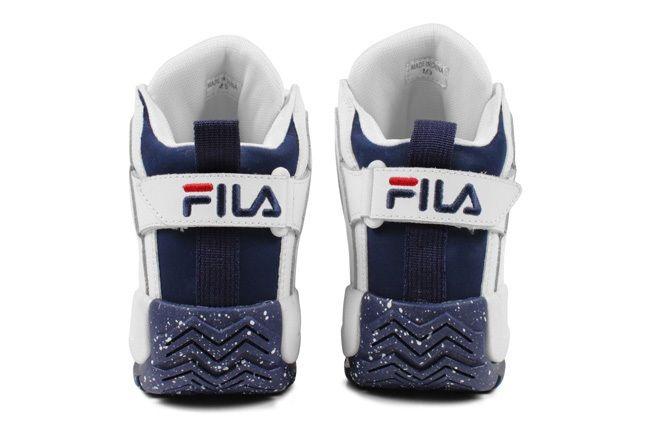 Fila 96 Olympic Grant Hill Front Heel Profile 1