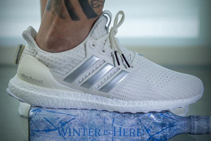 Got X Ultraboost White Walker 4