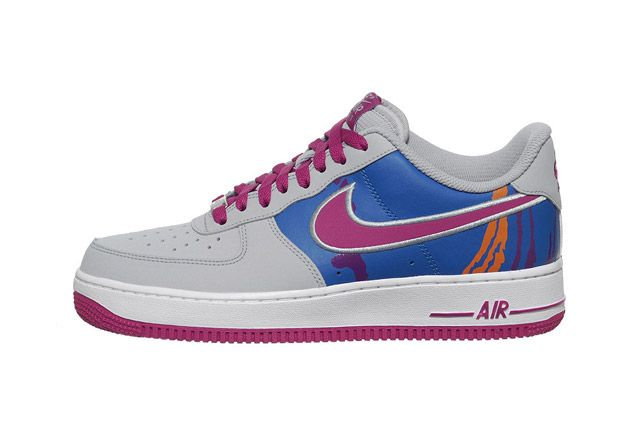 Air Force 1 Tech Challenge Side View