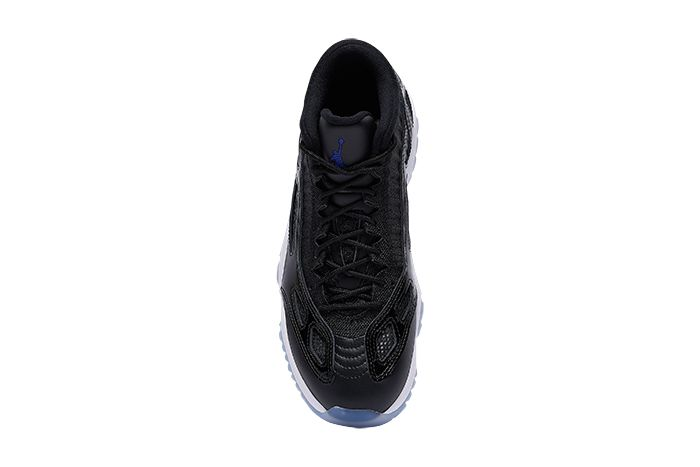 Air Jordan 11 Low Ie Space Jam Black Concord 919712 041 Release Date Top Down