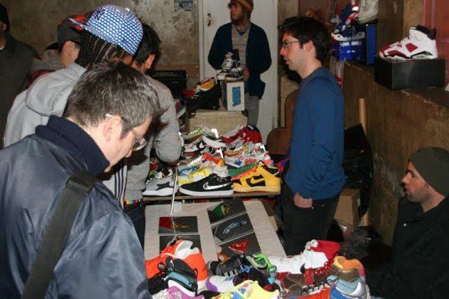 Crepe City Sneaker Swap Meet 23 1