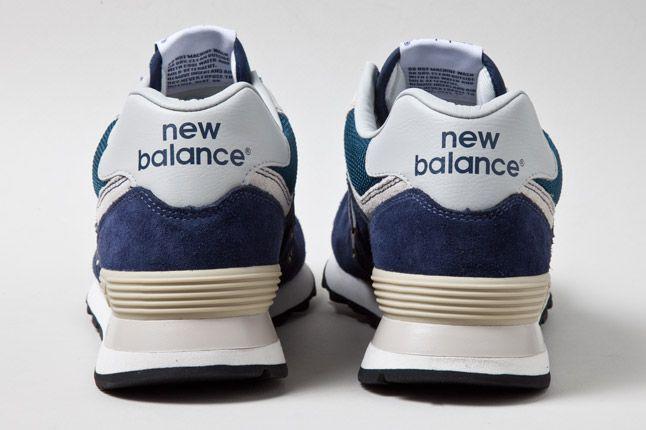 New Balance 574 Classics Nav 4 1