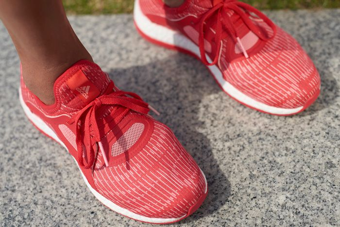 Adidas Pure Boost X Wmns Red