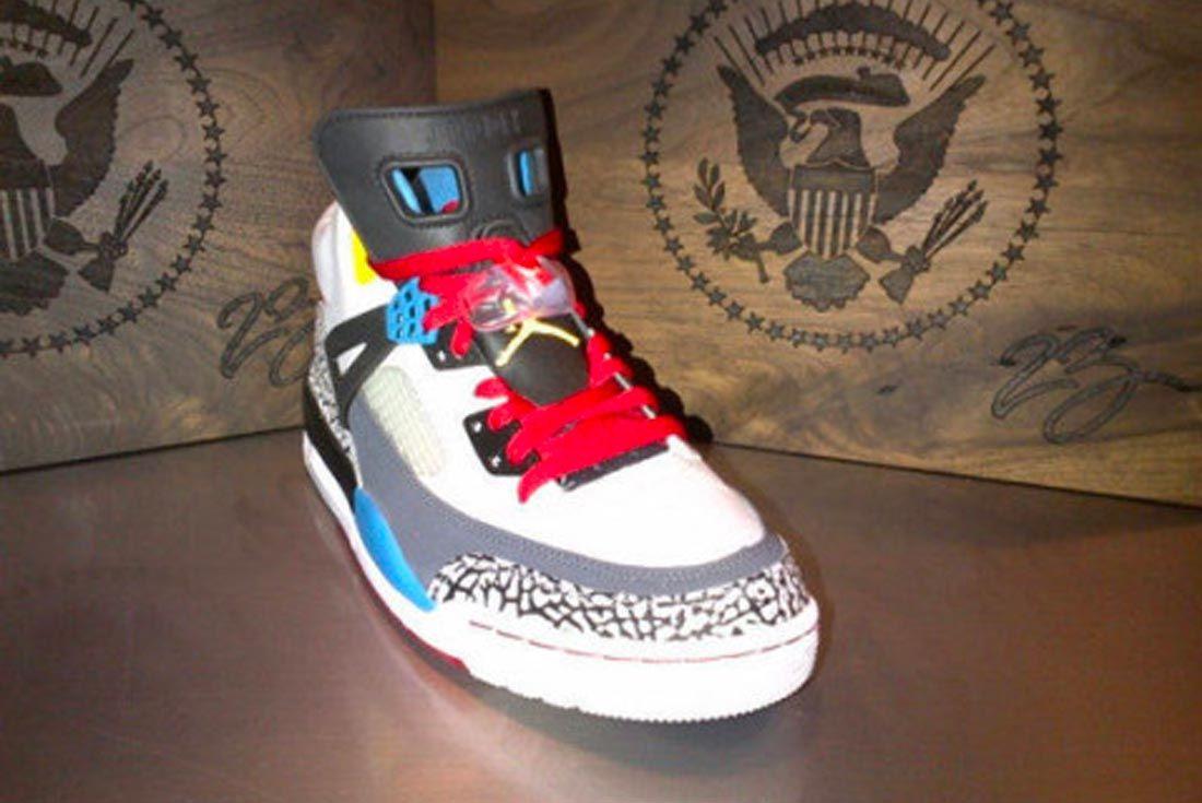 The Sneaker Evolution Of Barack Obama 5