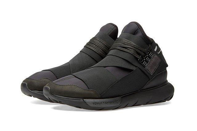 adidas Y-3 Qasa High (Triple Black