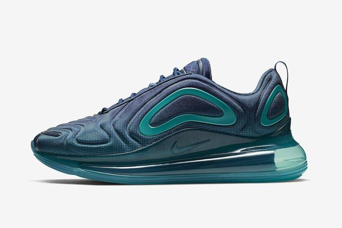 Nike Air Max 720 Nightshade Lateral