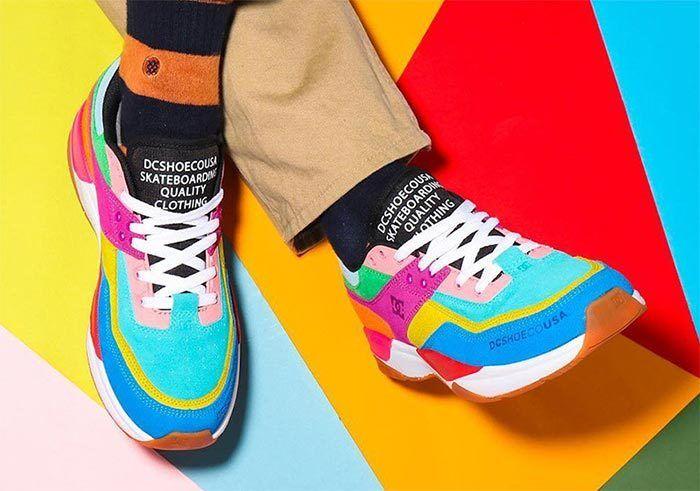 Atmos Dc Shoes E Tribeka 1