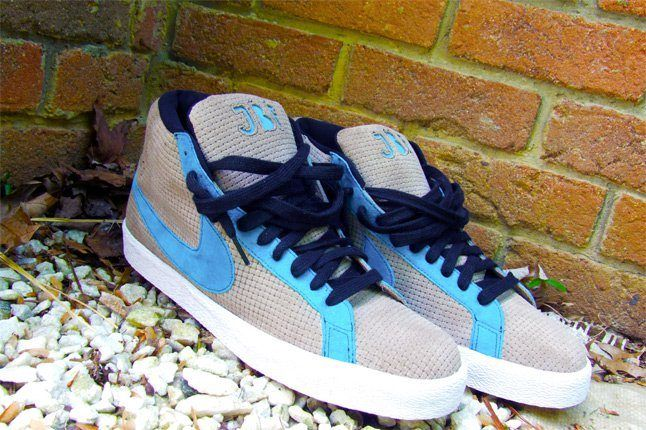 Jbf Customs Nike Blazer Hypho 1