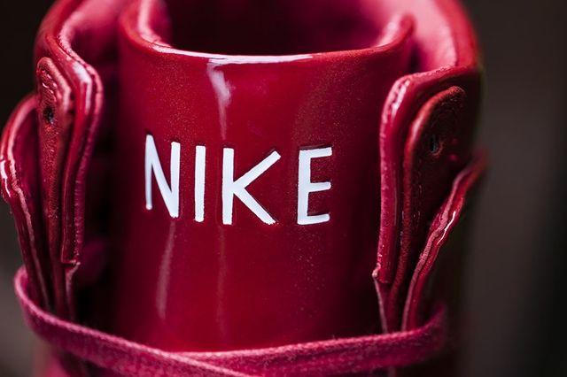 Nike Dunk Hi Lux Sp Gym Red Bumper 4