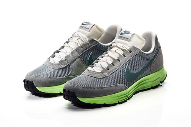 Nike Lunar Icons Ldv Angle Green 1