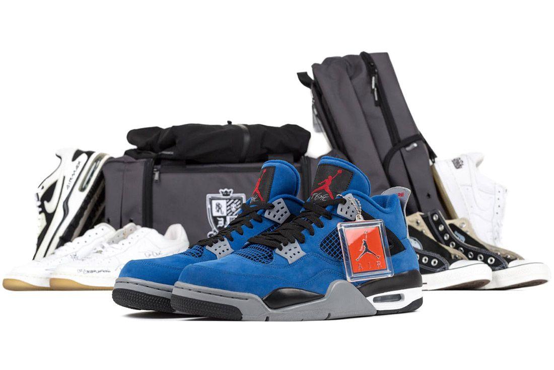 Air Jordan 4 Retro Eminem Encore 2017 Charity Campaign Sneaker Freaker 1