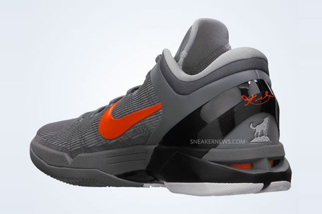 Nike Zoom Kobe Vii Wolf 3 1