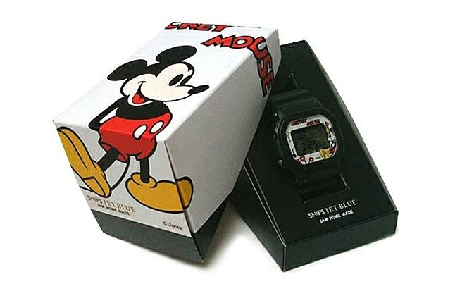 G Shock Mickey Mouse 1 1