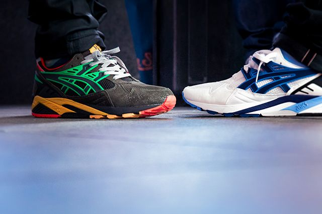 Packer Shoes X Asics Gel Kayano Trainer All Roads Lead To Teaneck 6