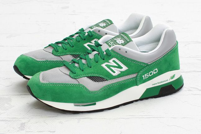 Newbalance Cm1500 Greengrey Side 1