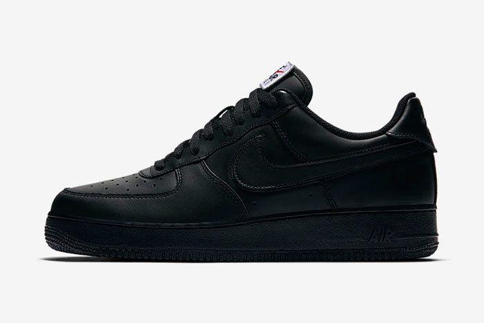 Nike Af1 Swoosh Pack Black Sneaker Freaker 4