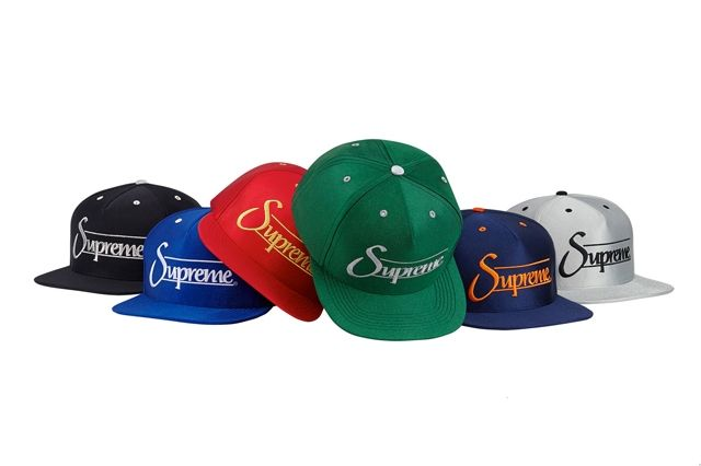 Supreme Ss14 Headwear Collection 41