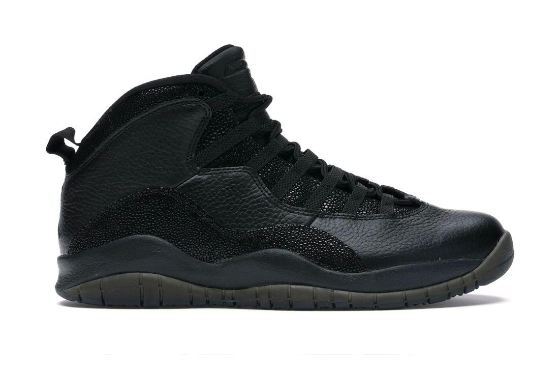 Air Jordan 10 Black OVO